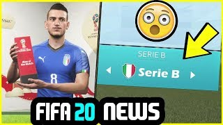 NEW FIFA 20 NEWS THAT YOU NEED TO KNOW