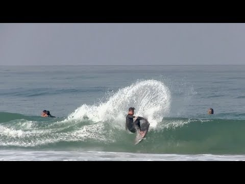 Morning SHRED in San Clemente - Kolohe Andino, Kalani Robb & More