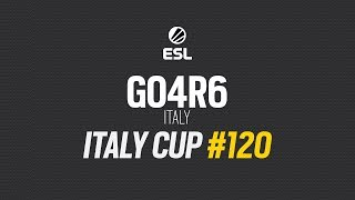 Go4 Rainbow Six Siege - Finali PS4 Italy Cup #120