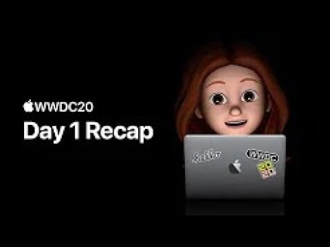 Everything you need to know about WWDC 2020, day 1 — Apple 720p