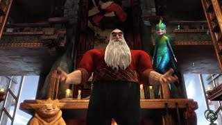 Jack Frost Met Santa Claus | Rise Of Guardians In Hindi