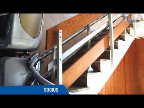 Elevador para sillas de ruedas Para casa y oficinas  Doovi