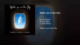 Wake up in the sky clean