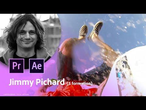 Réussir son montage dans Premiere Pro, une masterclass avec Jimmy Pichard/5 formation | Adobe France