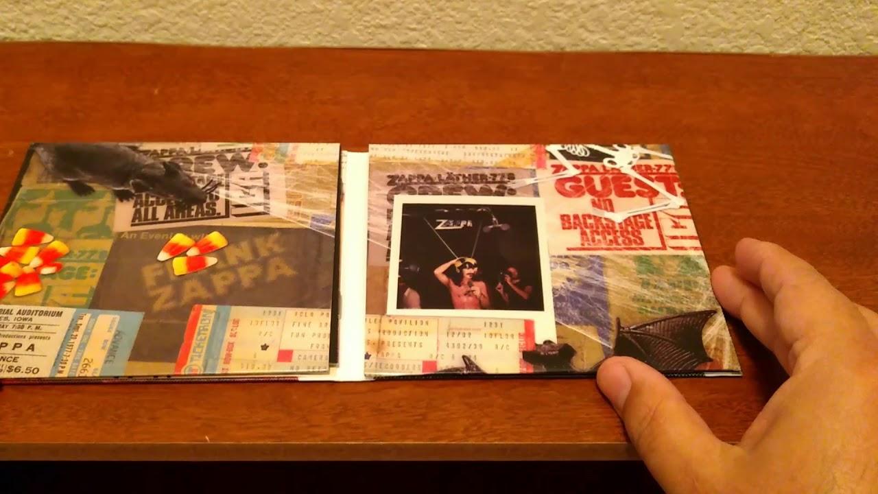 Frank Zappa - Halloween 77 - 3CD set unboxing