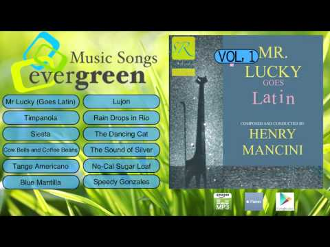 Henry Mancini -- Mr  Lucky Goes Latin New Remastering