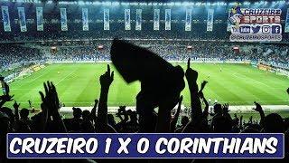 RUMO AO HEXA! BASTIDORES DA VITÓRIA CABULOSA DO CRUZEIRO SOBRE O CORINTHIANS !!! ⚪️🔵🦊👊