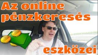 pénzt keresni online online)