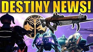 Destiny News: Next Iron Banner (December) Info, Sparrow Racing 2016, MLG Tournaments, & More!