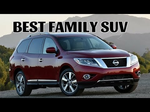 best family suv 2016 2017 nissan pathfinder safety value versatility amenities comfort. Black Bedroom Furniture Sets. Home Design Ideas
