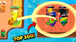 TOP 300 BEST FUNNY MOMENTS & GLITCHES & FAILS IN BRAWL STARS 2019