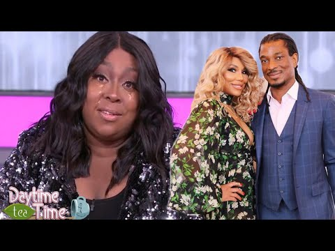 Loni Love CRIES & gives FAKE love to Tamar Braxton LIVE on The Real!? + Tamar's BOYFRIEND responds!