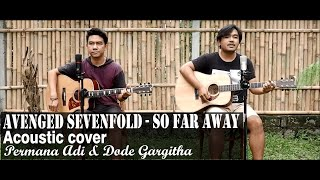 Download Avenged Sevenfold - So Far Away ( Acoustic Cover )
