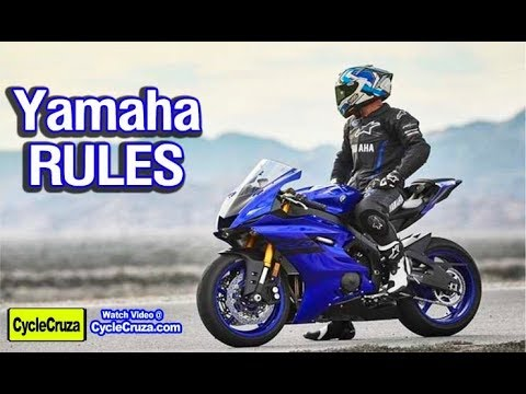 Why Yamaha is the BEST Motorcycle Company Now