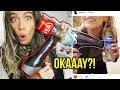 Download Instagram vs. Realität: 4 SKURRILE HAIR HACKS im live Test!