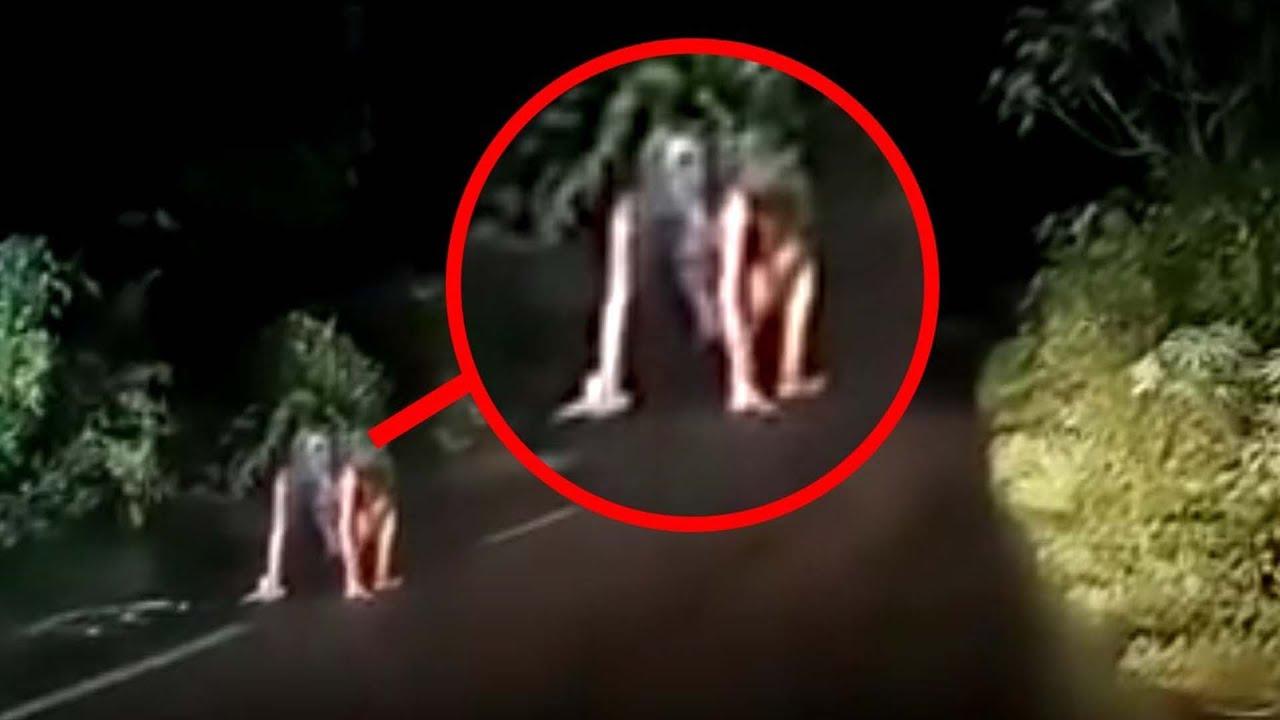 10 Videos de Terror que te Harán Dormir con un Ojo Abierto