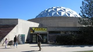 The new state of the art Fiske Planetarium opens Oct. 12