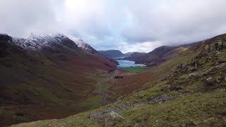 Wild camping alternative?  Lake District bothy at Buttermere