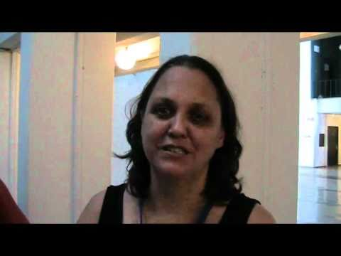 Interview with Nancy Greene Vice Director of Perugia Conservatoire at 2010 AEC IRC Meeting