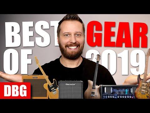 BEST GUITAR GEAR of 2019! - Gear In Review!
