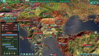 "Realpolitiks:  New World Order 2222 A.D. - Bulgaria ""Savior of the Balkans"" Ep. 2"