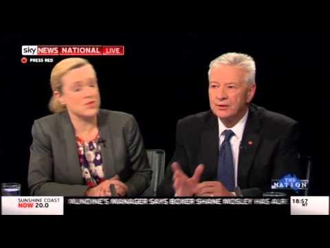 Sky News - The Nation - 7 November 2013