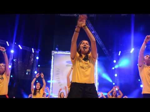 THON 2017 Line Dance