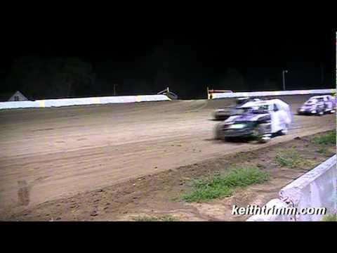 Beatrice Speedway highlights Aug. 19, 2011