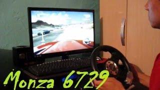 anlise volante leadership monza 6729 e nfs the run pc spacebr phenom ii x4 850 gt440