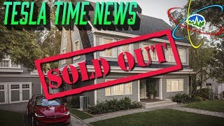 Tesla Time News - The Solar Roof Sells Out!