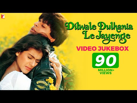 Dilwale Dulhania Le Jayenge Video Jukebox | Full Song | Shah Rukh Khan | Kajol