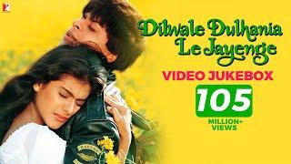 Download Dilwale Dulhania Le Jayenge Video Jukebox | Full Song | Jatin-Lalit | Shah Rukh Khan | Kajol Mp3 and Videos