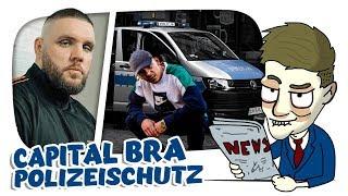 Capital Bra zur Polizei / Fler Disstrack gegen Bushido! - Cake News #33