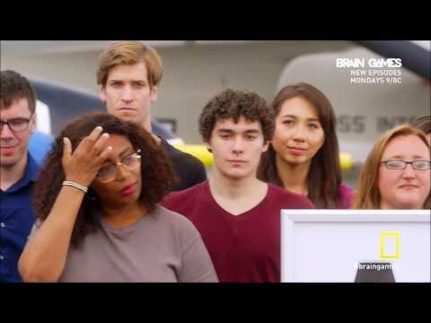 Brain Games - Asch Line Study
