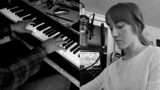 "Carole King ""It's Too Late"" (Piano and Voice Cover) - Sarah Joy ft. DrQuizzler"