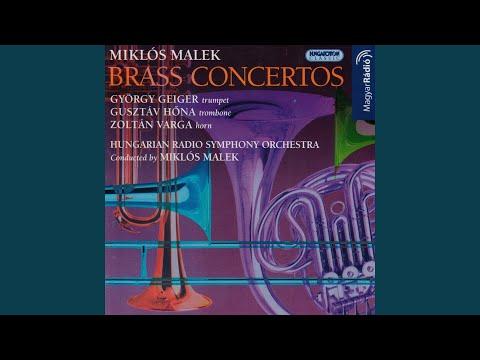 Trumpet concerto: II. Larghetto
