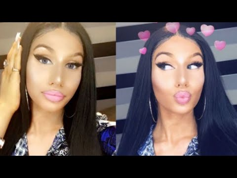 Nicki Minaj Look Alike