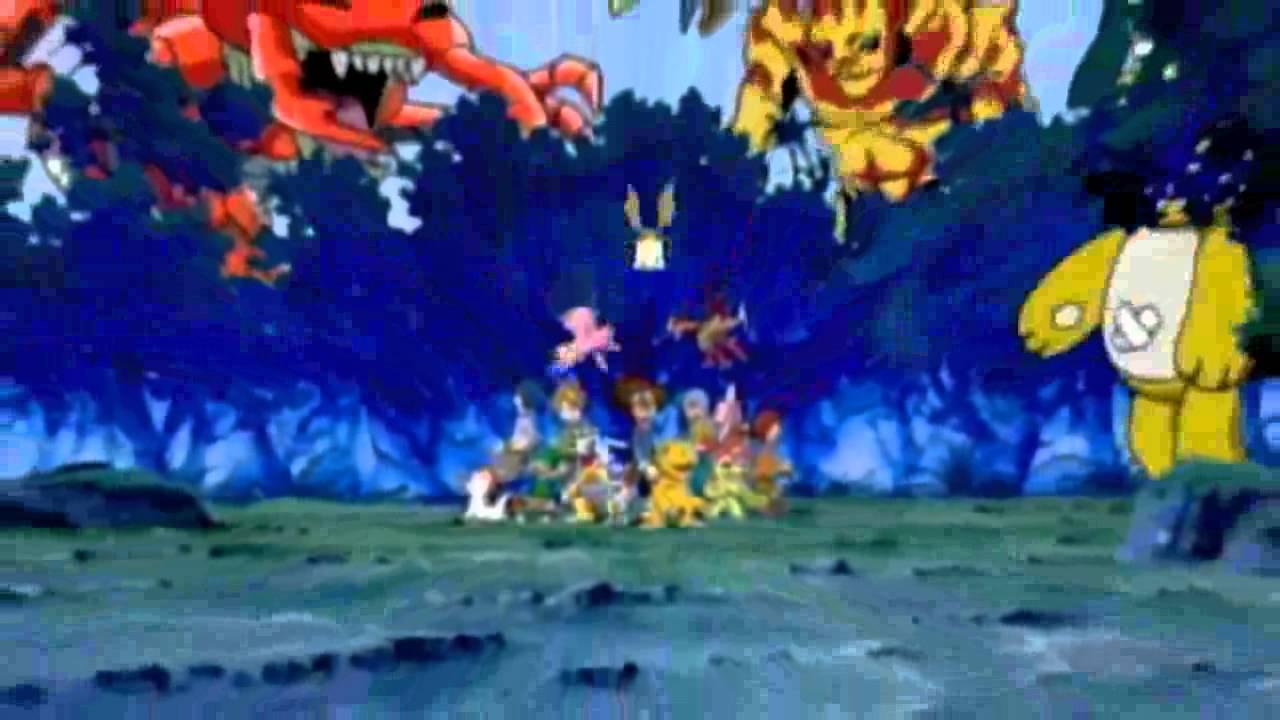 Digimon 1 Opening Latino [HD]