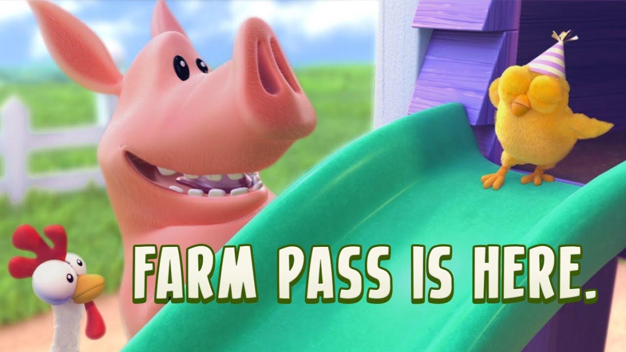 New Farm Pass Season Has Started! 🏡🐥