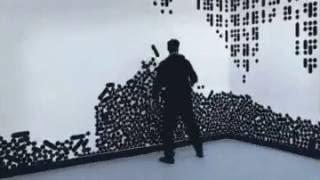 Интерактивная стена будущее / Interactive wall of the future(https://vk.com/science_technology., 2016-08-22T17:46:40.000Z)