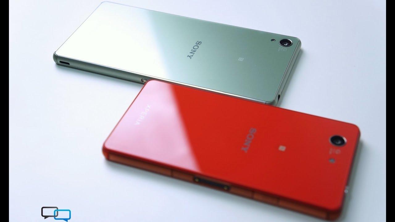 Обзор Sony Xperia Z3 - YouTube