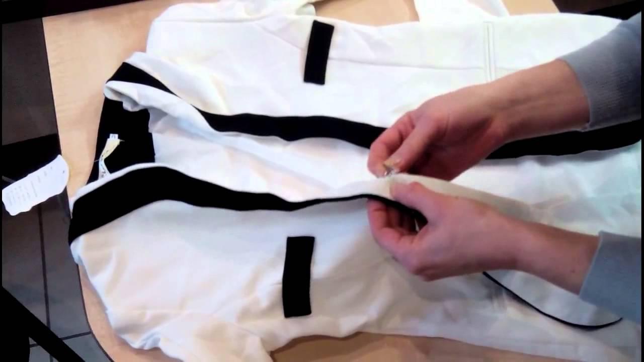 Жакет с короткими рукавами, спицами, регланом сверху - YouTube
