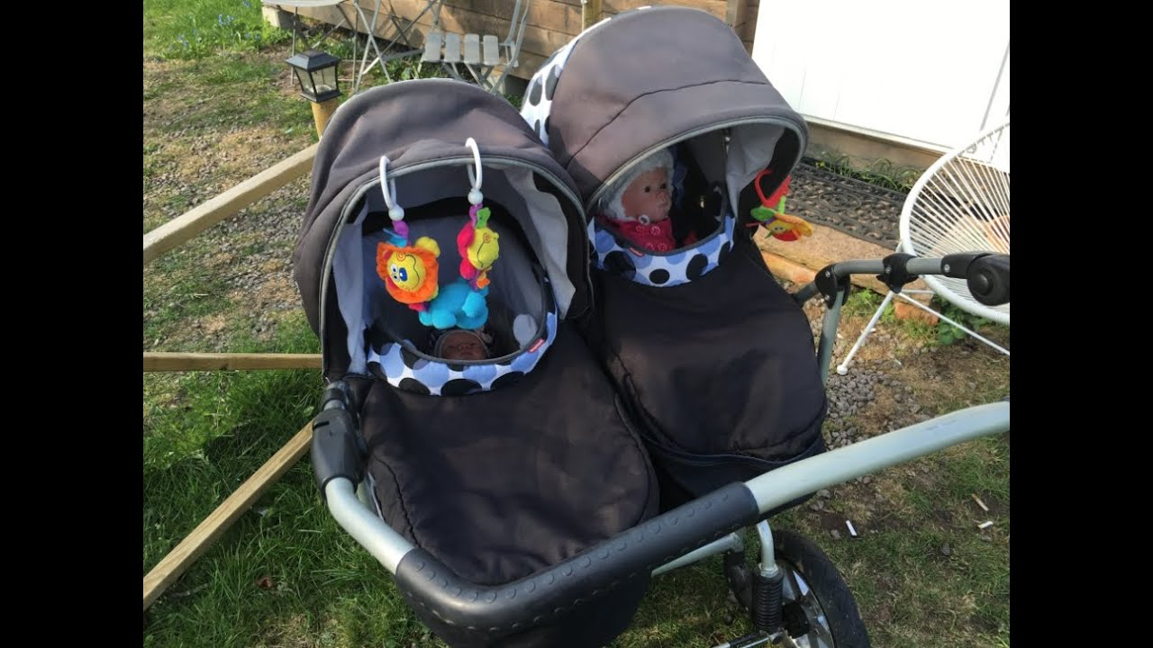 Reborn Baby Outing Sibling Stroller Pram Youtube