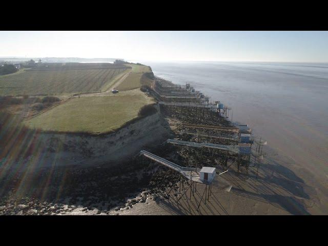 Talmont, le village qui défie l'océan depuis le 13e siècle