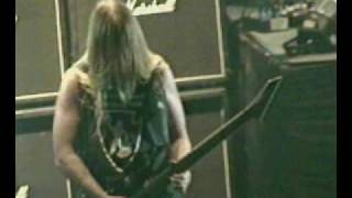 SLAYER Born Of Fire live in Montreal Canada January 27 2002