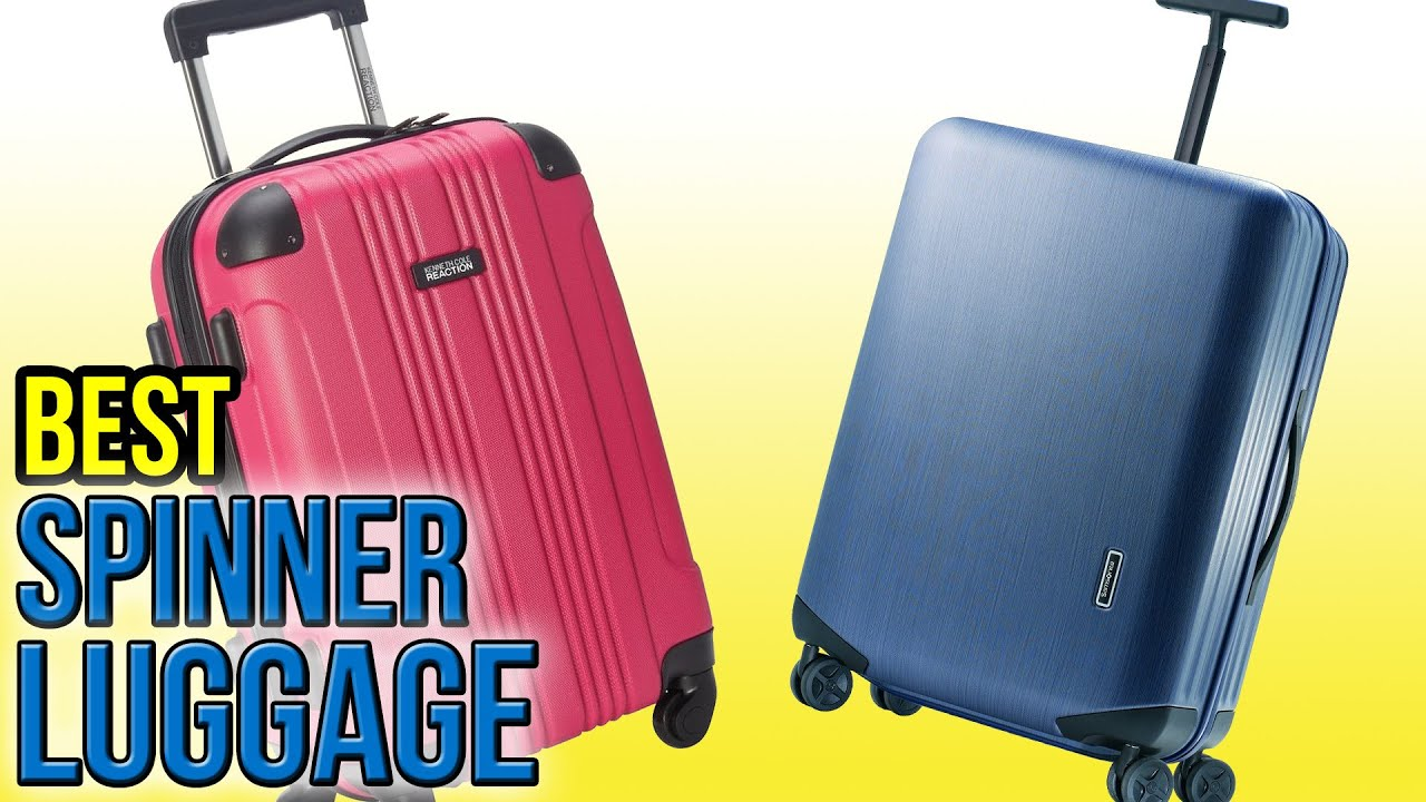 10 Best Spinner Luggage 2016