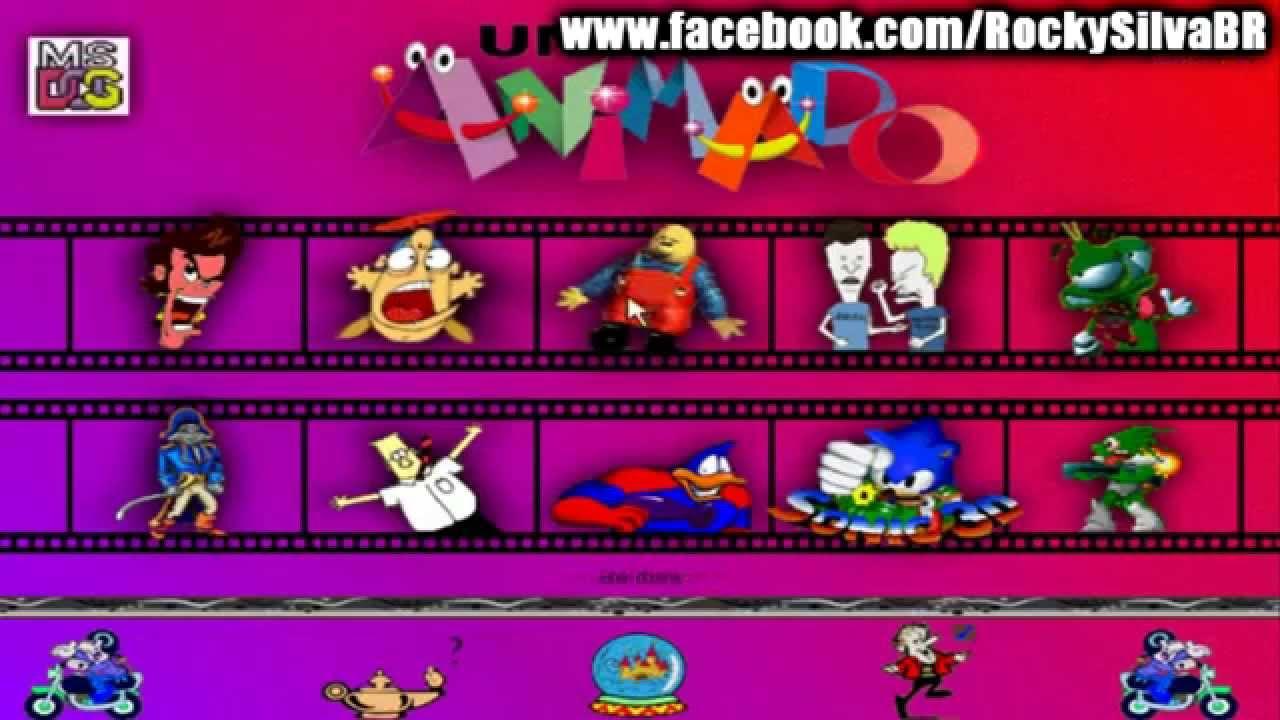 Pixeltv especial 1 hora de cds de jogos antigos para pc! (cd.