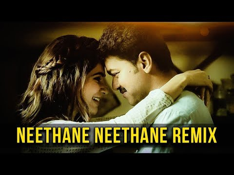 Neethane Neethane Remix - Mersal | Dj HKM