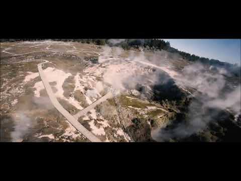 Фото CINEMATIC FPV - TAUPO NEW ZEALAND