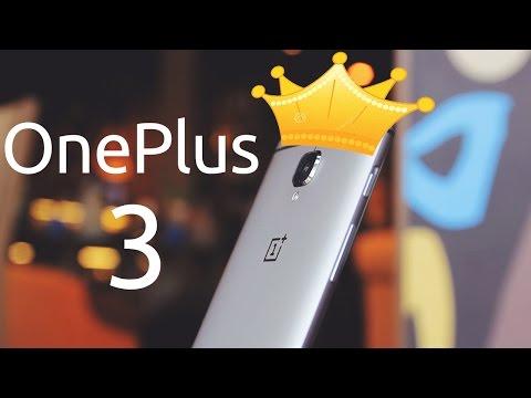OnePlus 3 - Regele? (review în română)